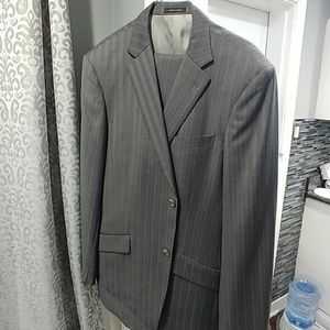 Other - 100% wool 2 button suit
